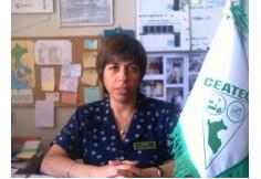 Licenciada Lucia Pacheco - gerente Comercial de CEATECI