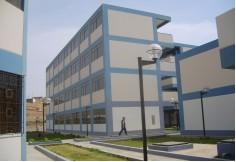 Foto Universidad Nacional José Faustino Sánchez Carrión Centro